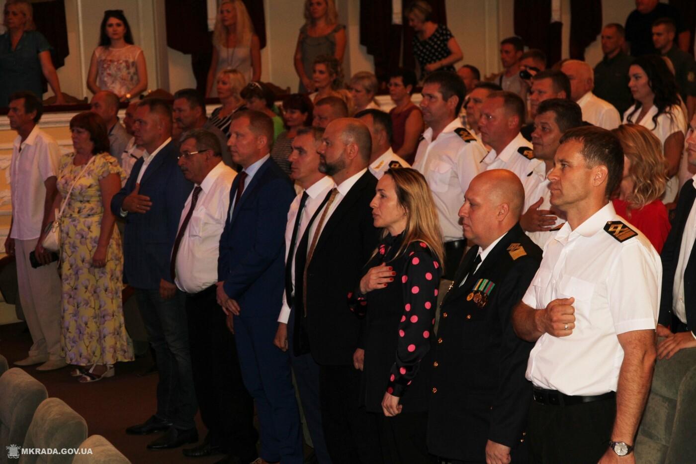 В Николаеве отпраздновали 230 годовщину основания Николаевского морского порта, - ФОТО, фото-7