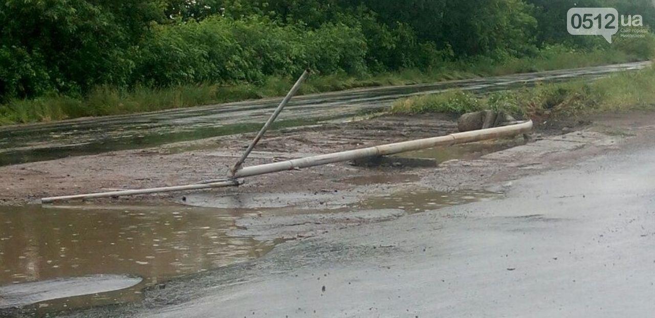 8 самых ужасных ДТП Николаева и области за июнь 18+, фото-7