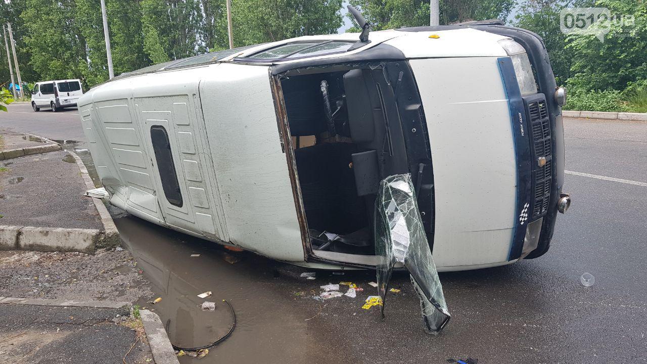 8 самых ужасных ДТП Николаева и области за июнь 18+, фото-14