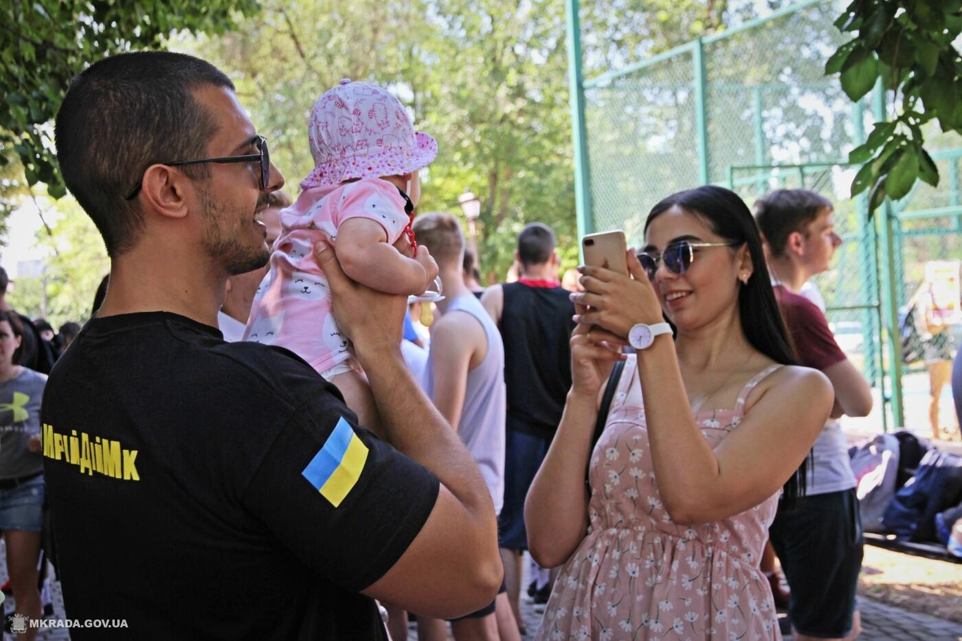 Команда «МрийДий» представила первую в Украине баскетбольную площадку в стиле street art, - ФОТО, фото-8