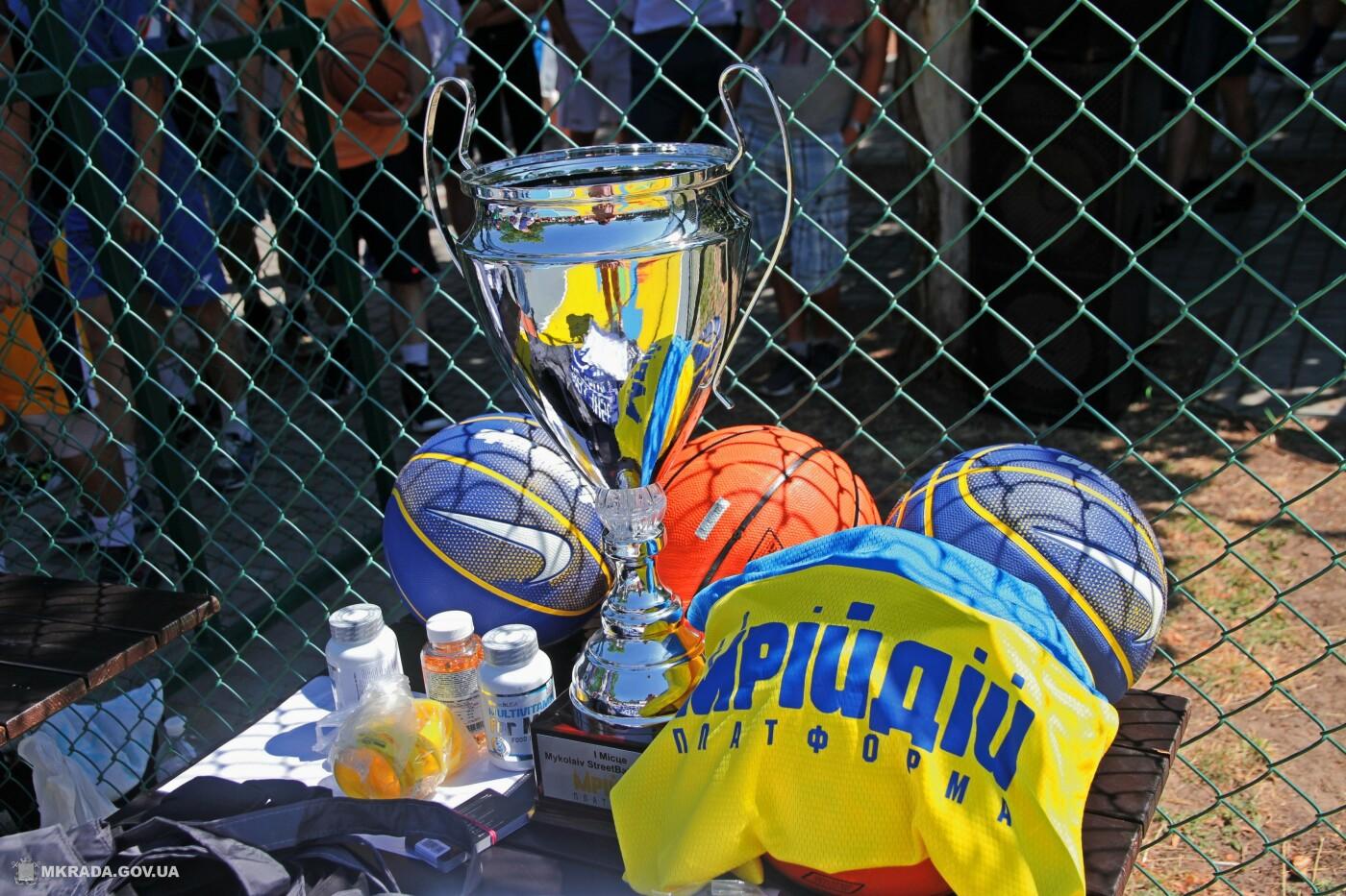 Команда «МрийДий» представила первую в Украине баскетбольную площадку в стиле street art, - ФОТО, фото-5