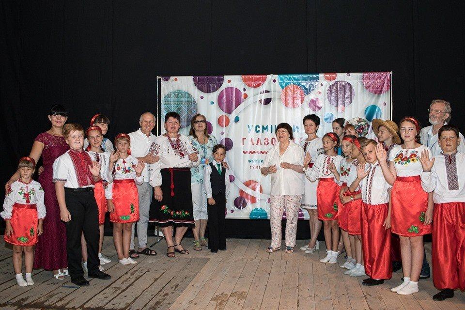 На Николаевщине прошел Всеукраинский фестиваль-конкурс юмора «Усмішки Глазового», фото-4