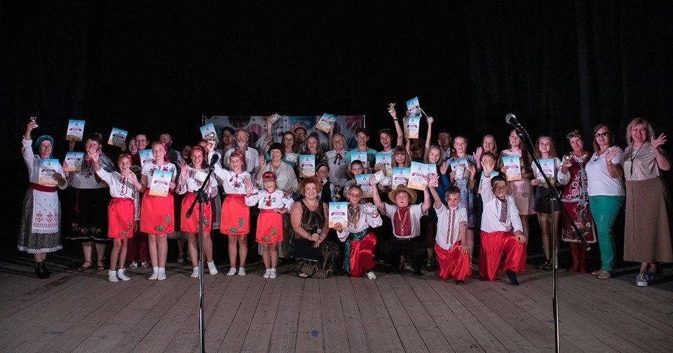 На Николаевщине прошел Всеукраинский фестиваль-конкурс юмора «Усмішки Глазового», фото-1