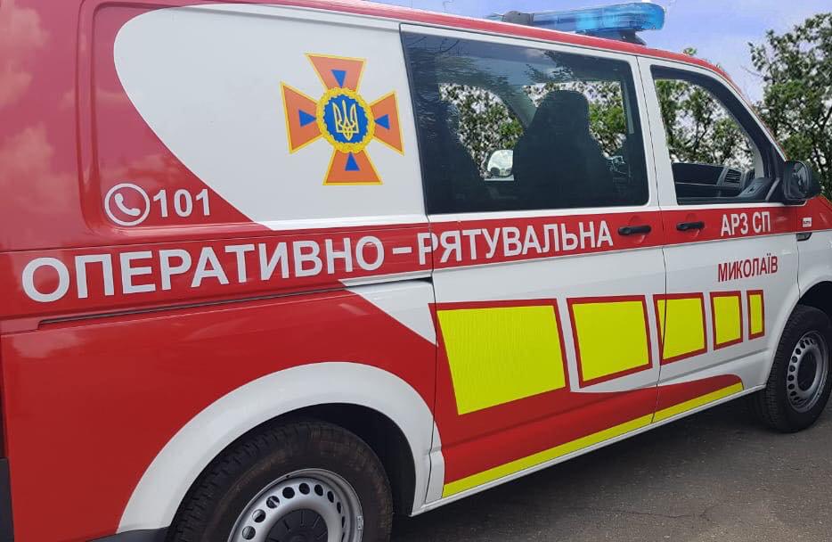 В ДТП под Николаевом пострадал ребенок и зажало водителя в салоне, - ФОТО, фото-4