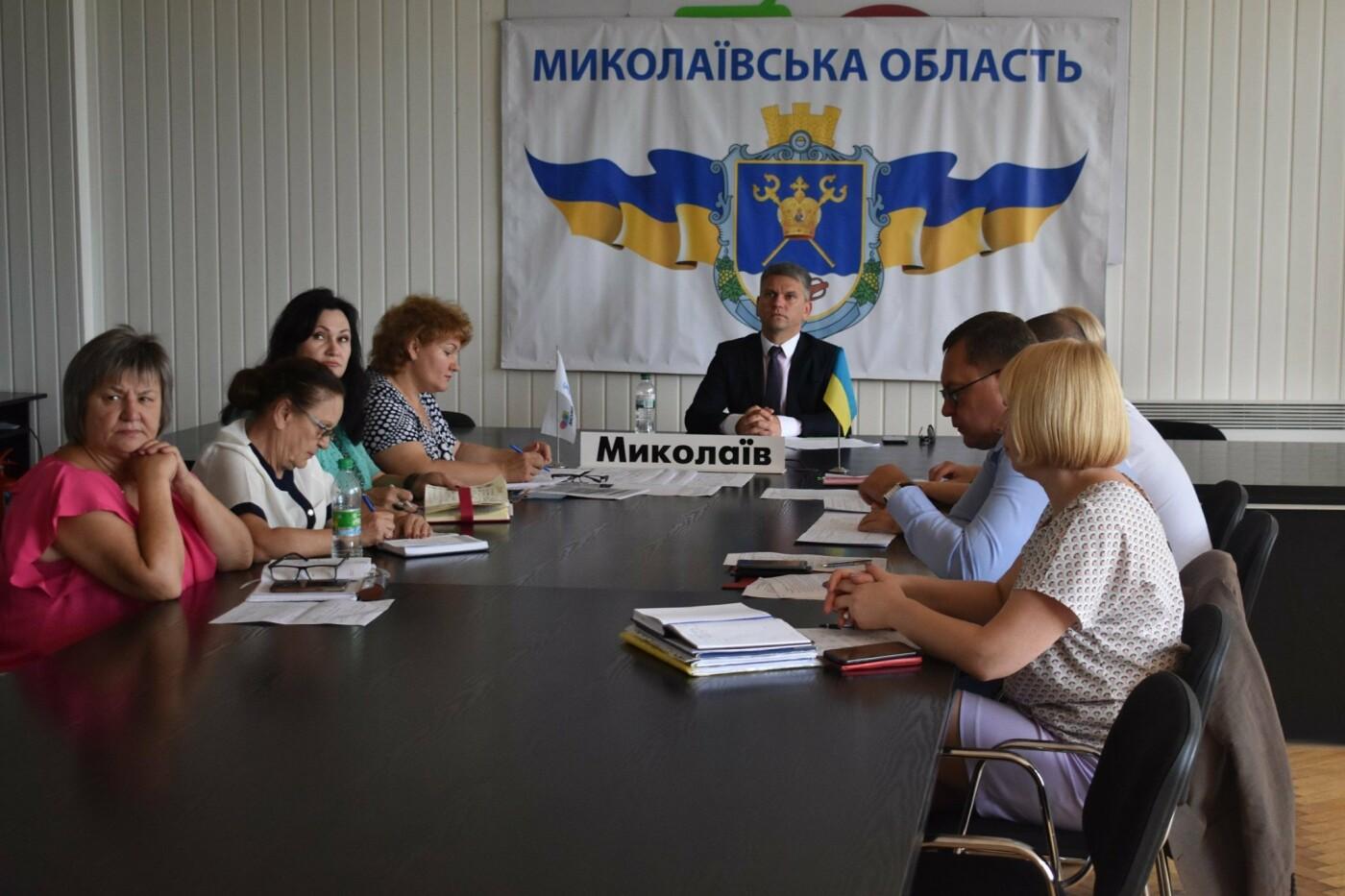 Николаевщина приняла участие в заседании Координационного совета по вопросам реформы образования, фото-3