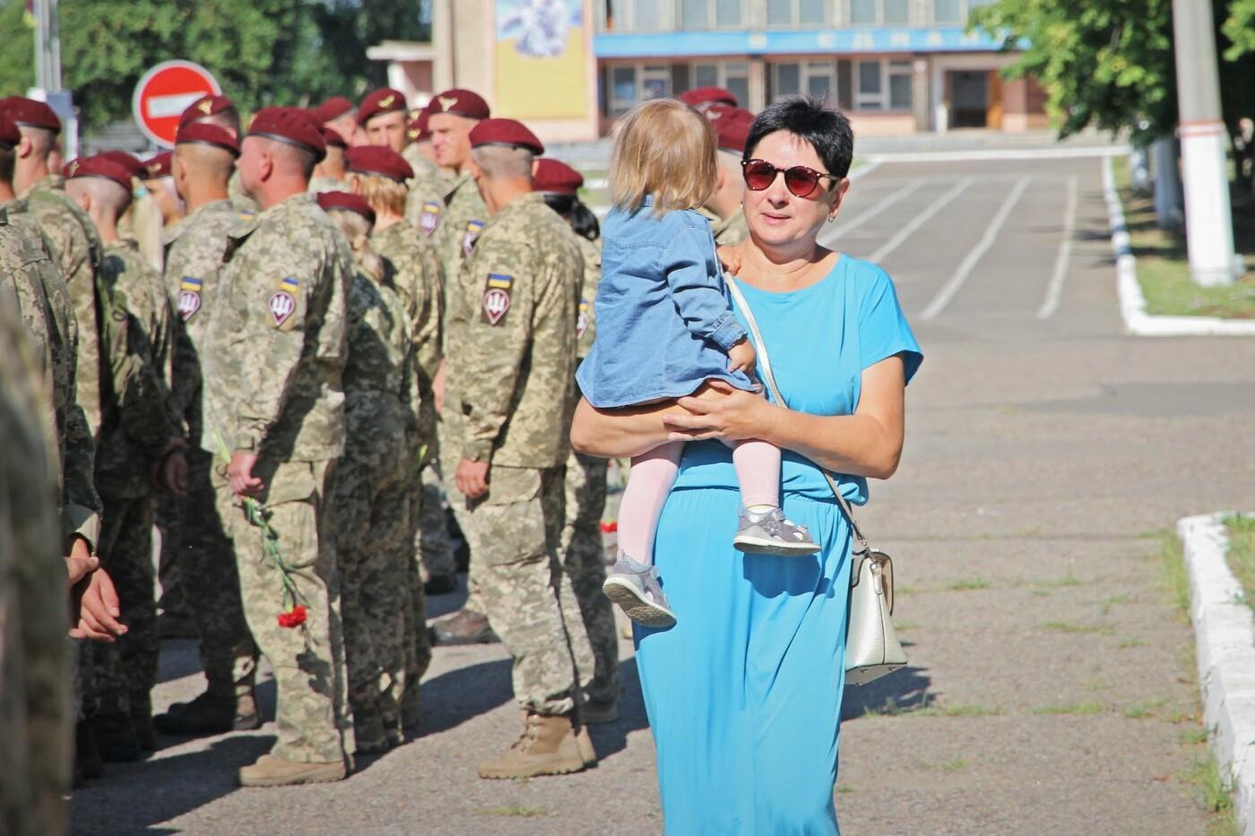 Николаевцы почтили память военнослужащих, погибших у Зеленополья, - ФОТО, фото-8