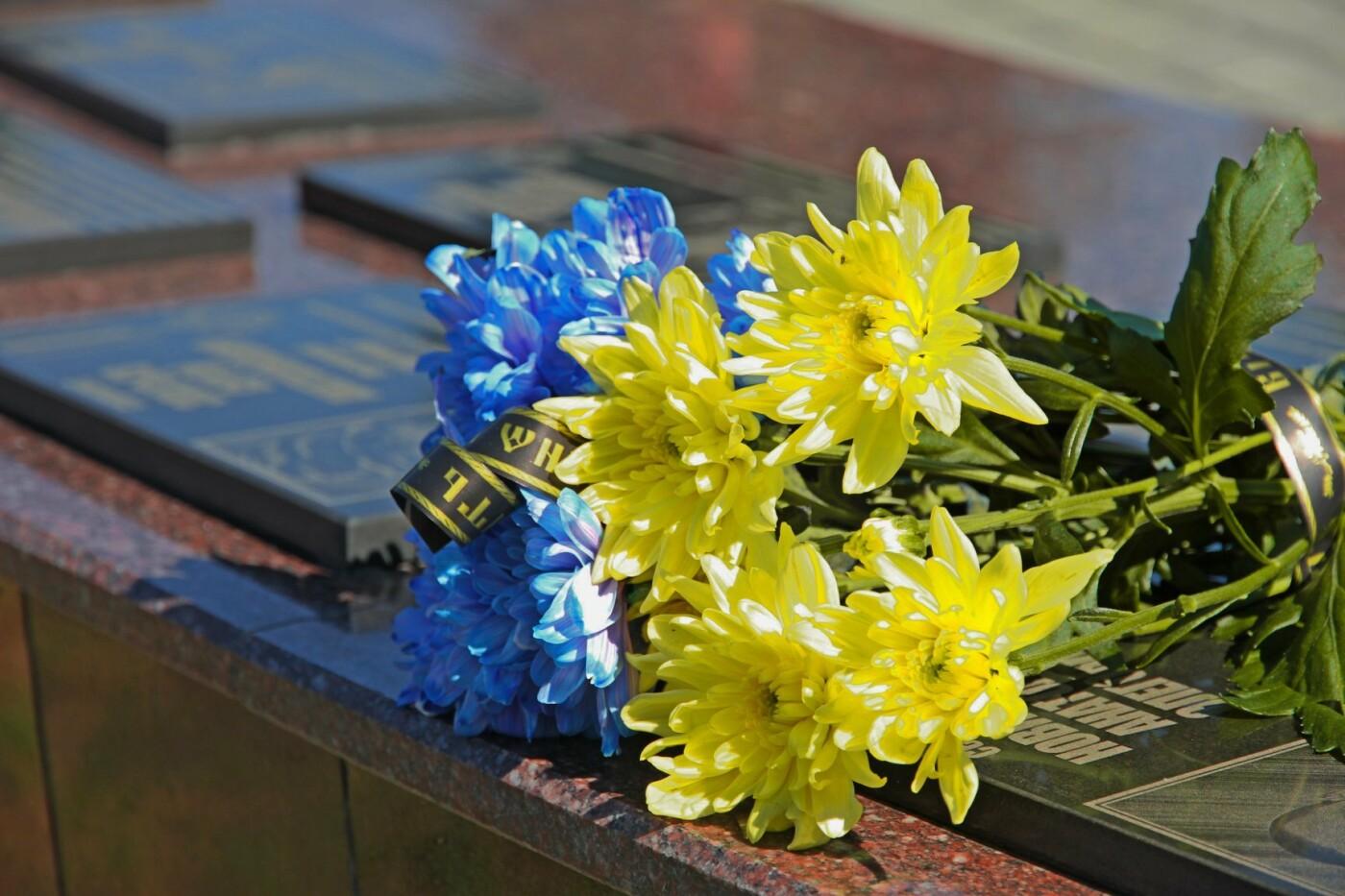 Николаевцы почтили память военнослужащих, погибших у Зеленополья, - ФОТО, фото-7