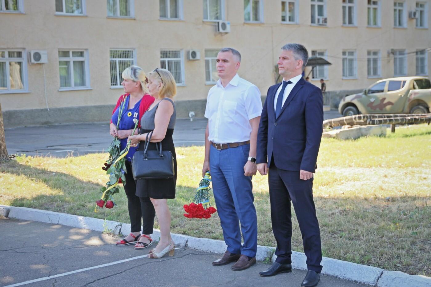 Николаевцы почтили память военнослужащих, погибших у Зеленополья, - ФОТО, фото-5