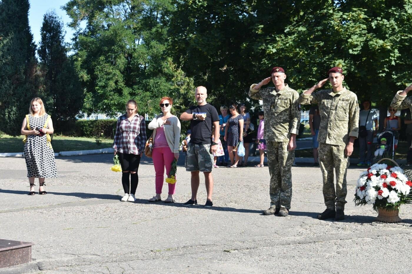 Николаевцы почтили память военнослужащих, погибших у Зеленополья, - ФОТО, фото-4