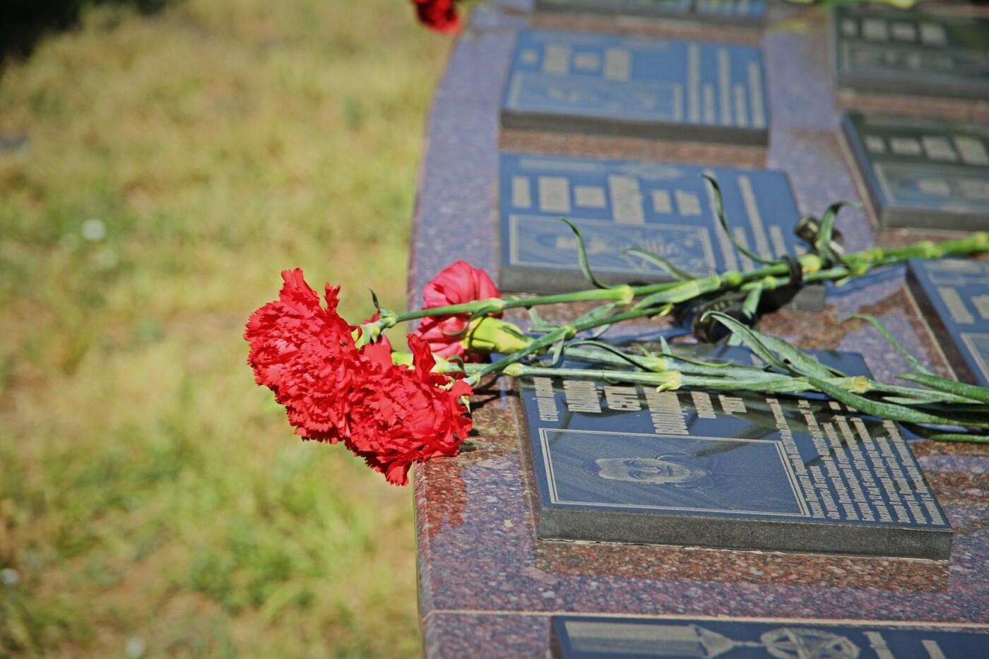 Николаевцы почтили память военнослужащих, погибших у Зеленополья, - ФОТО, фото-3