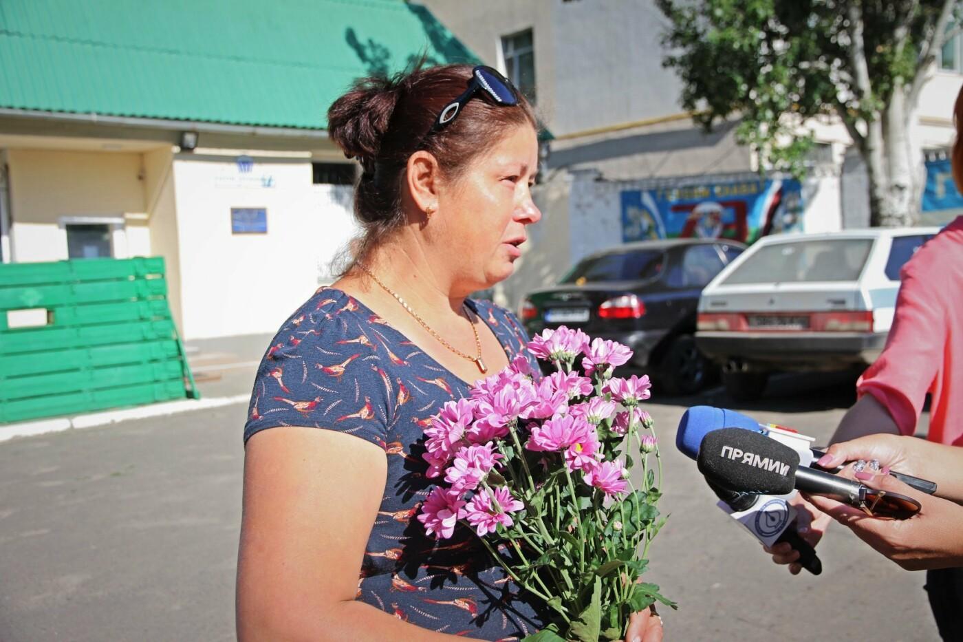 Николаевцы почтили память военнослужащих, погибших у Зеленополья, - ФОТО, фото-1