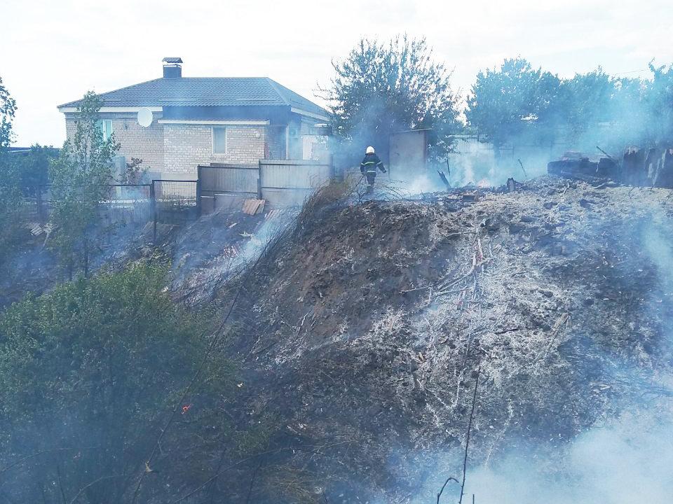 На Николаевщине за прошлые сутки зарегистрировано 10 пожаров сухостоя, - ФОТО, фото-5