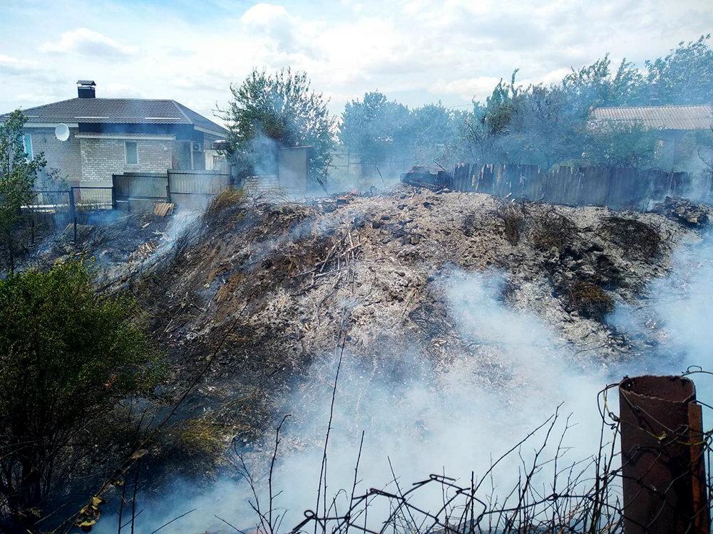 На Николаевщине за прошлые сутки зарегистрировано 10 пожаров сухостоя, - ФОТО, фото-3