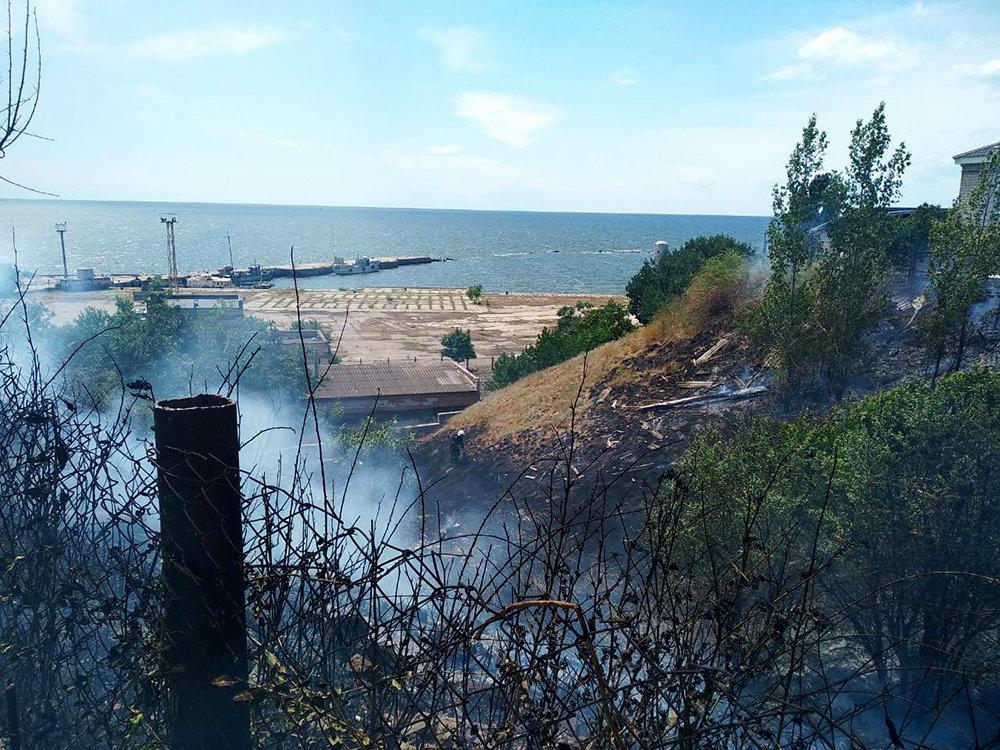 На Николаевщине за прошлые сутки зарегистрировано 10 пожаров сухостоя, - ФОТО, фото-2