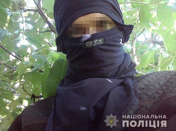 Оперативники задержали ранее судимого жителя Николаевского района за ограбление, - ФОТО, фото-3