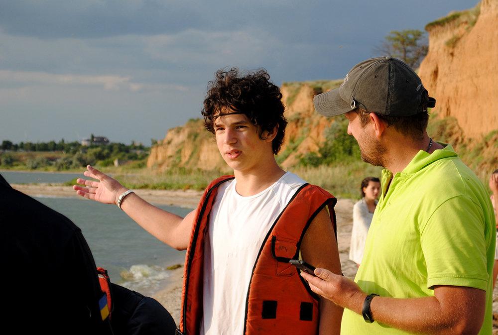 На Николаевщине спасли юношу, плавсредство которого унесло далеко от берега, - ФОТО, фото-1