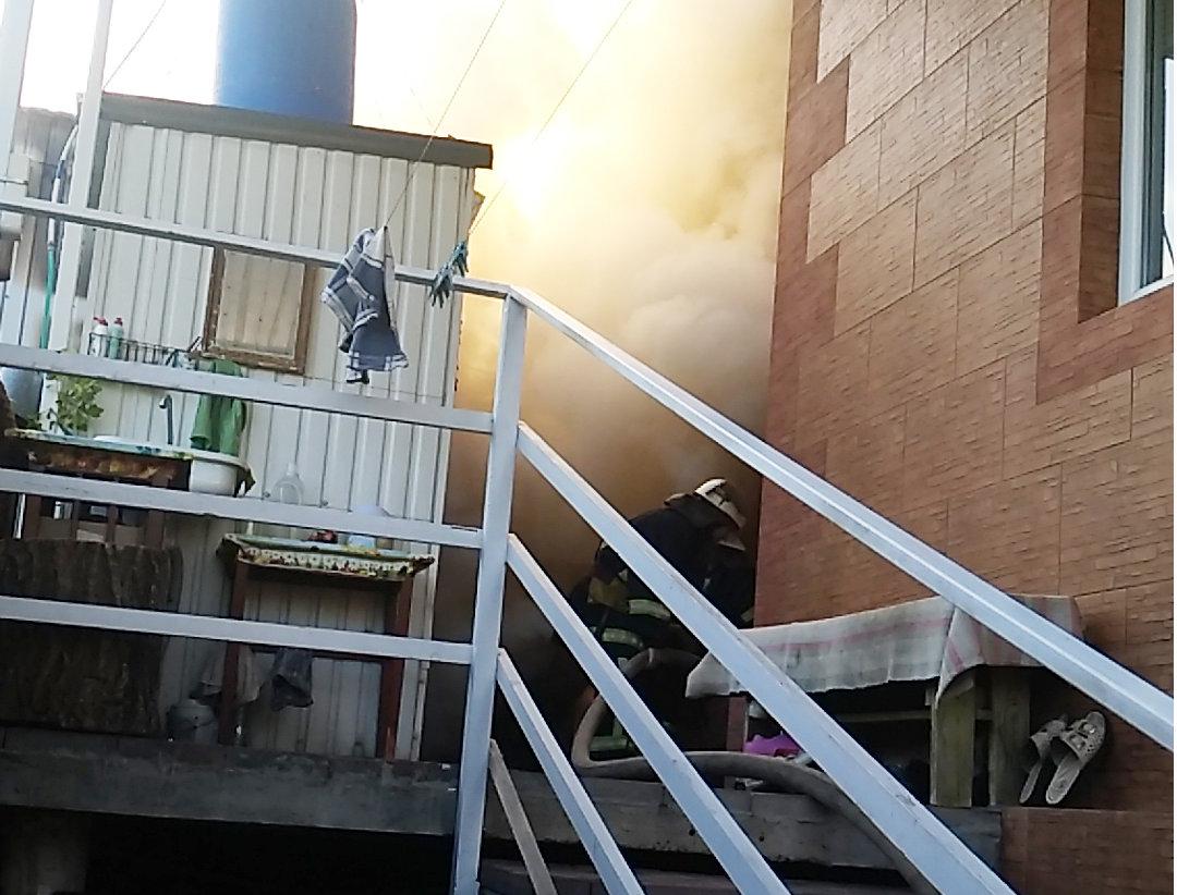 В Николаеве ликвидировали пожар хозяйственной постройки, - ФОТО, фото-3