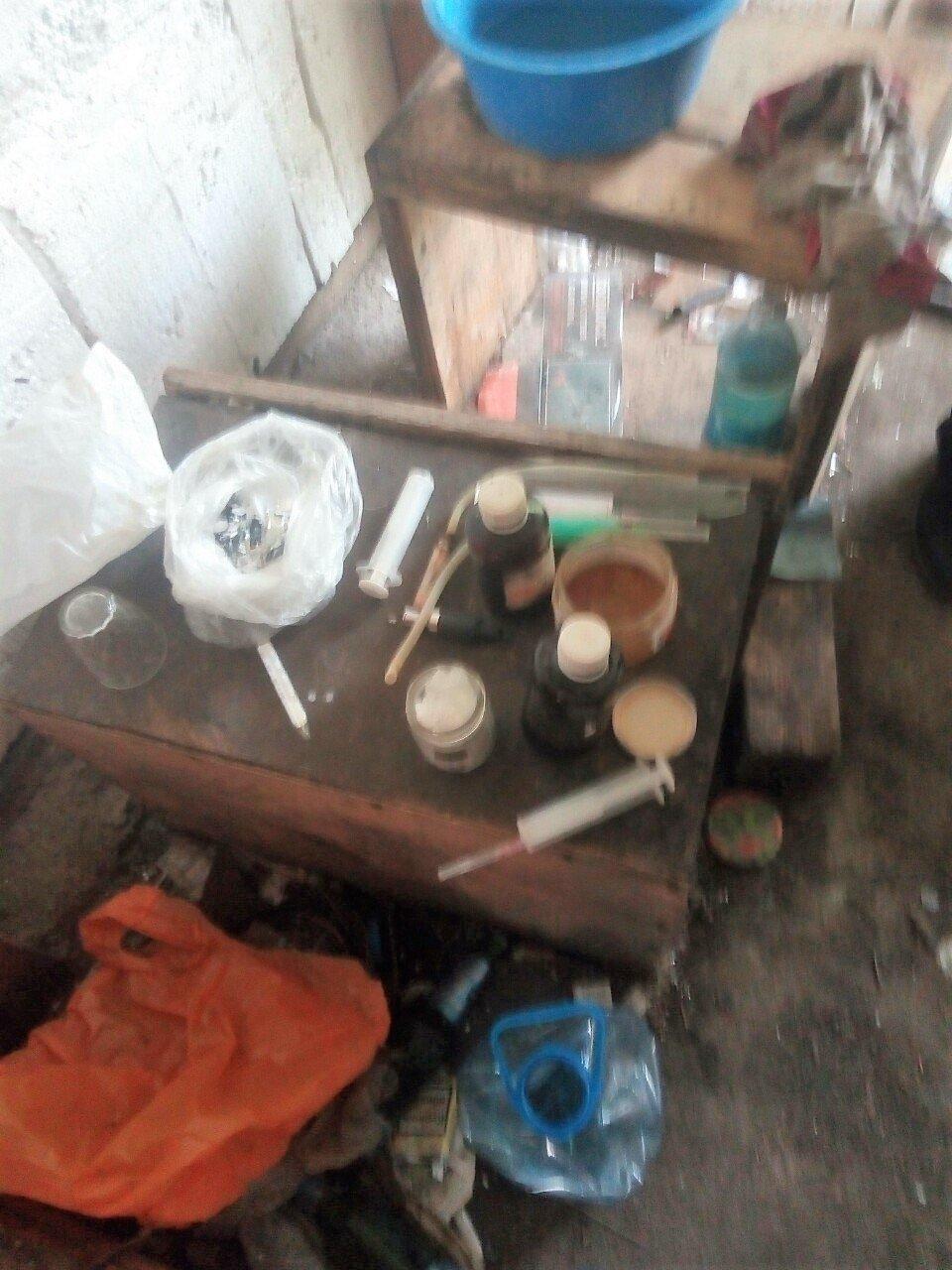 На Николаевщине разоблачили мужчину, который создал собственную нарколабораторию, - ФОТО, фото-1