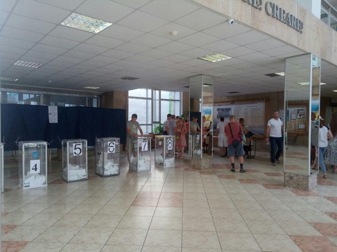 Как проходят Парламентские выборы 2019 в Николаеве: хроника, события, факты, фото-6