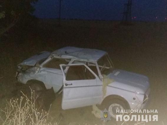 На Николаевщине в ДТП пострадали четверо детей, - ФОТО , фото-1