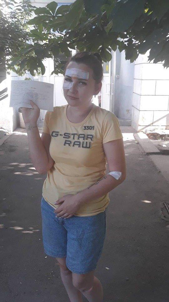В Николаеве таксист избил девушку, узнав что она забыла кошелёк, фото-1