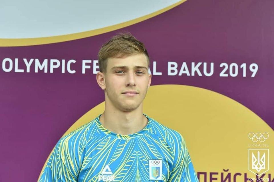 Николаевец получил Серебряную медаль на ХV олимпийском  фестивале в Баку, - ФОТО   , фото-1