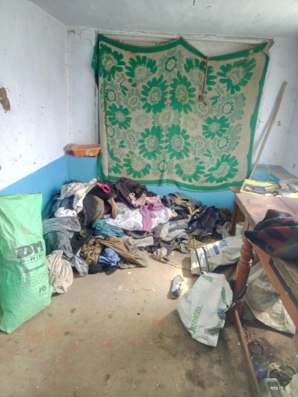 На Николаевщине нашли мать, прячущуюся от соцслужб в разваленном доме с годовалой дочкой, фото-4