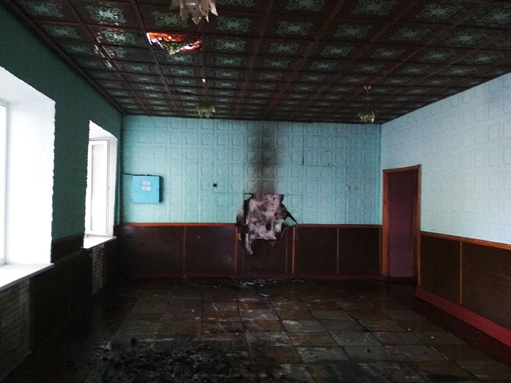 На Николаевщине загорелась столовая и магазин, - ФОТО, фото-3