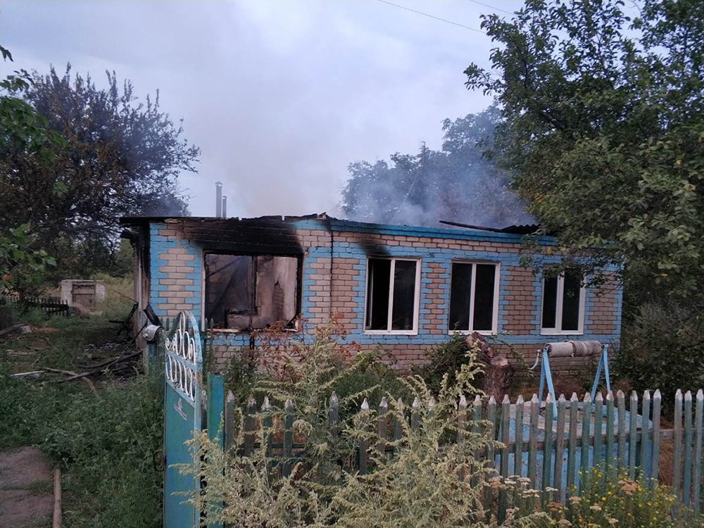 На Николаевщине из-за неосторожного курильщика загорелся дом, - ФОТО , фото-3