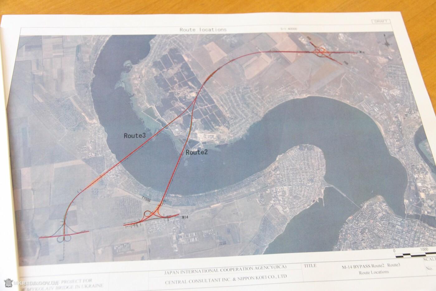 В Николаеве презентовали проект строительства моста через Южный Буг, - ФОТО, фото-9