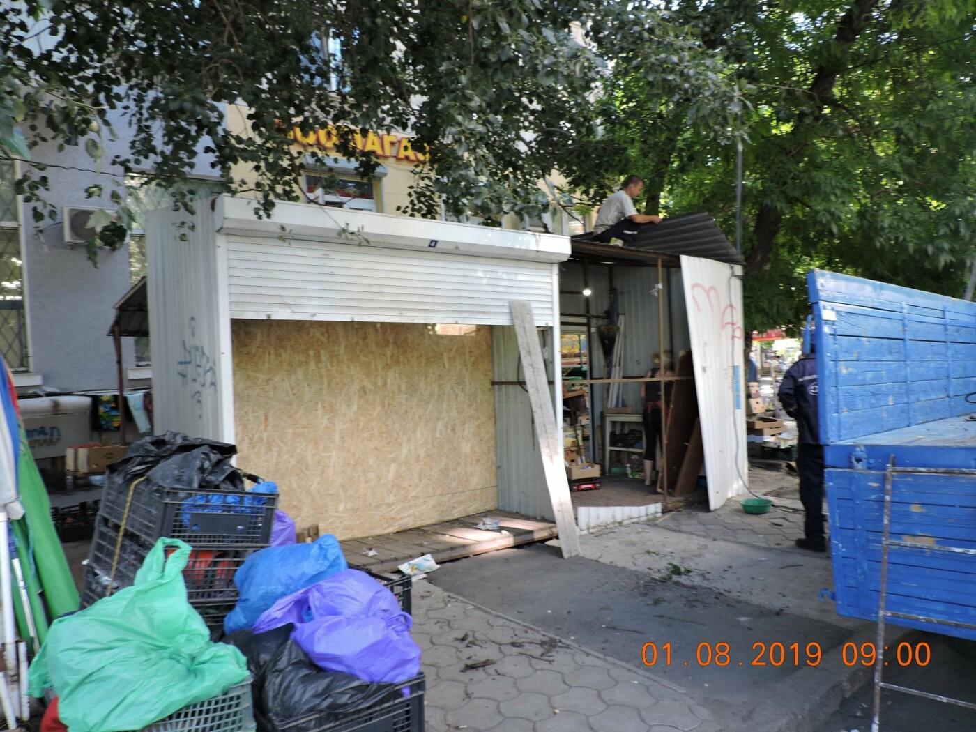 В Николаеве продолжают демонтировать незаконные постройки, - ФОТО, фото-2