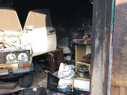 В Николаеве во время попытки потушить пожар мужчина получил ожоги, - ФОТО , фото-2