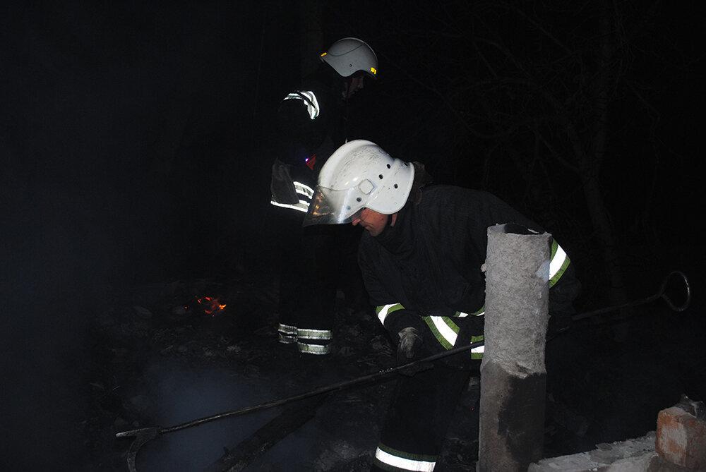 На Николаевщине загорелась крыша дома, - ФОТО , фото-3
