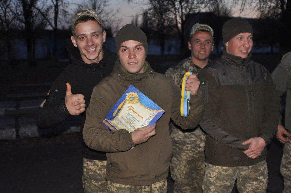 Николаевские морпехи победили в соревнованиях по армреслингу, - ФОТО , фото-2