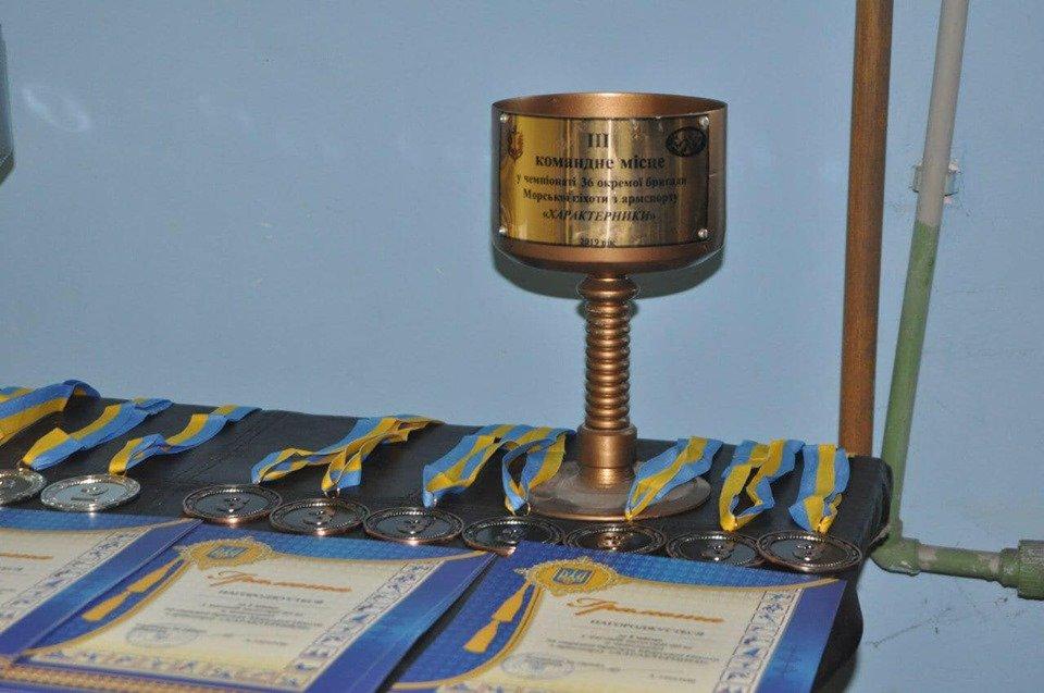 Николаевские морпехи победили в соревнованиях по армреслингу, - ФОТО , фото-11