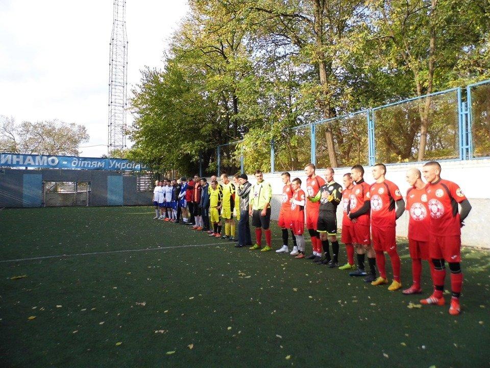 Николаевские гвардейцы победили в соревнованиях по мини-футболу, - ФОТО , фото-2