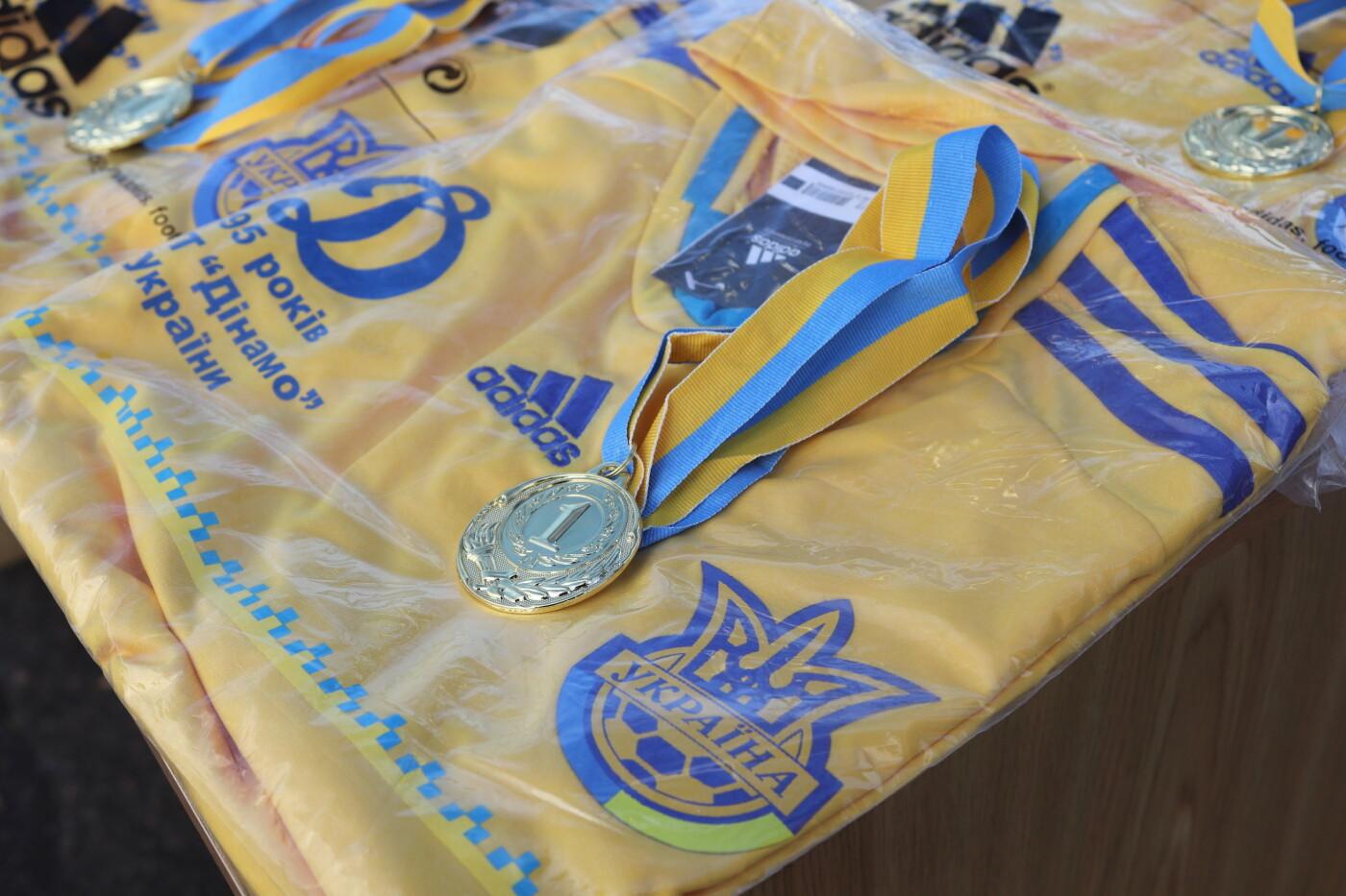 Николаевские гвардейцы победили в соревнованиях по мини-футболу, - ФОТО , фото-1