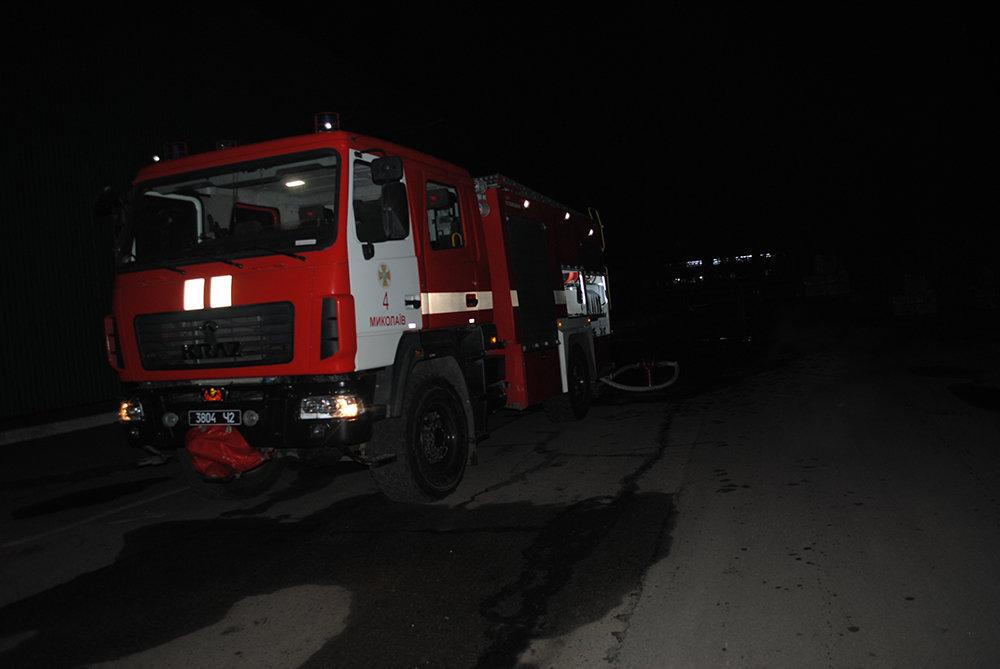 В торговом центре Николаева, где произошел пожар, была неисправна система безопасности, фото-1