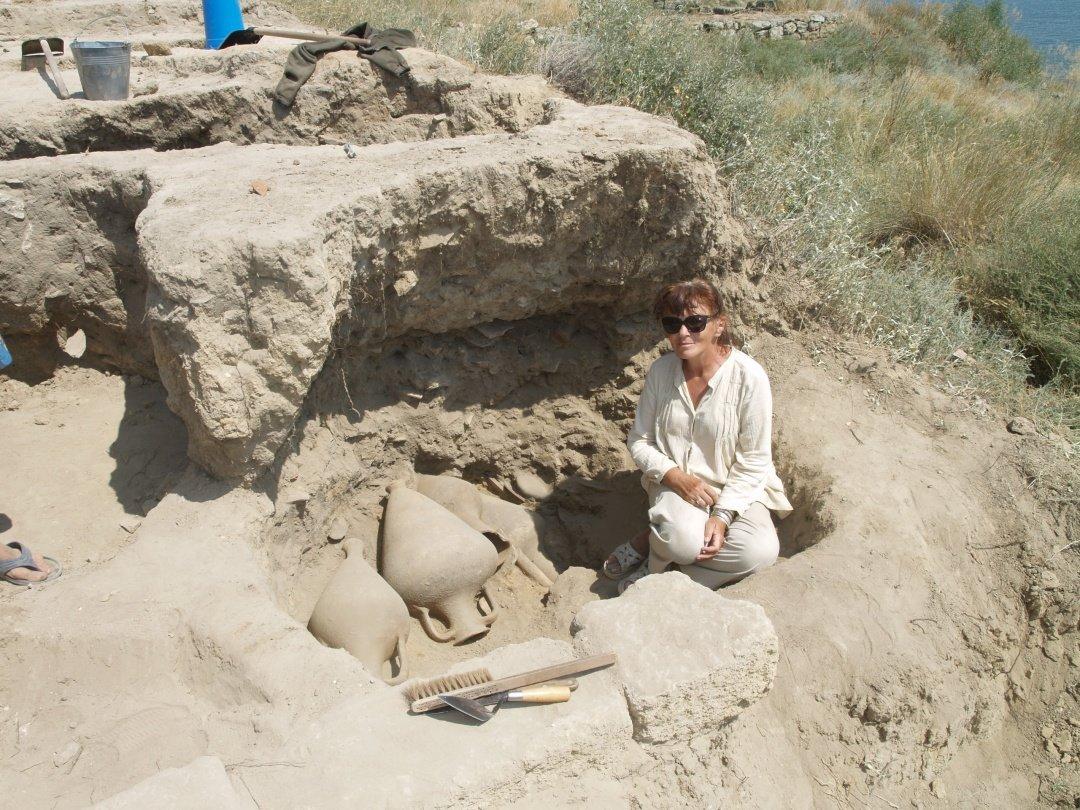 На Николаевщине археологи нашли посуду древней Греции, - ФОТО , фото-1