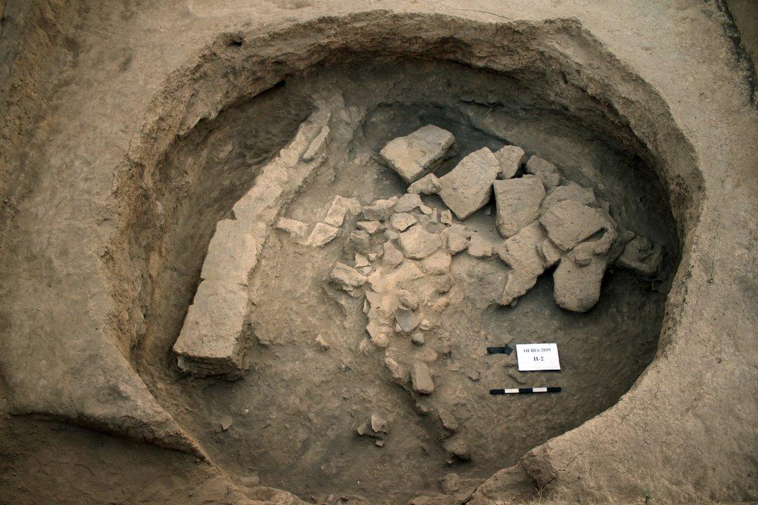 На Николаевщине археологи нашли посуду древней Греции, - ФОТО , фото-2