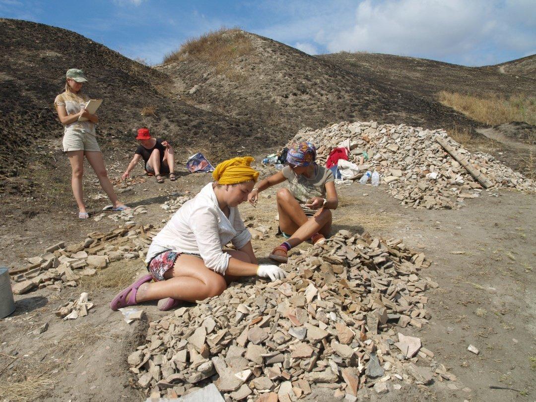 На Николаевщине археологи нашли посуду древней Греции, - ФОТО , фото-4