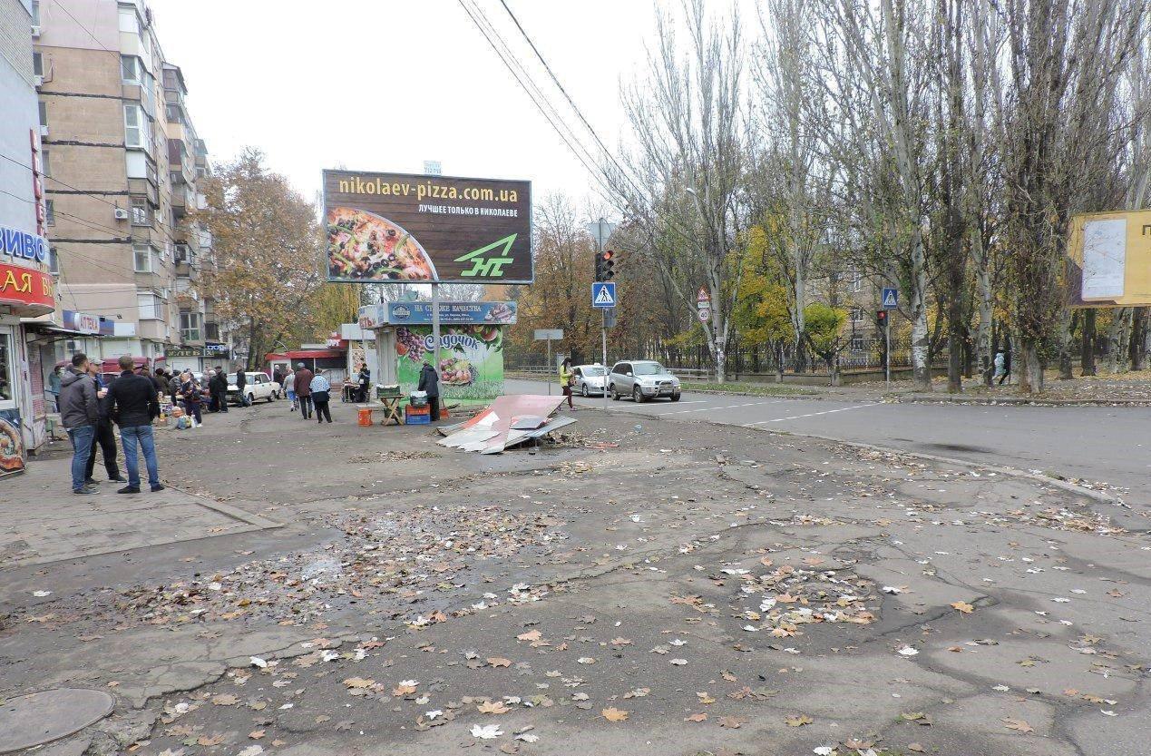 """Николаев """"расчищали"""" от ненужных киосков, - ФОТО, фото-2"""