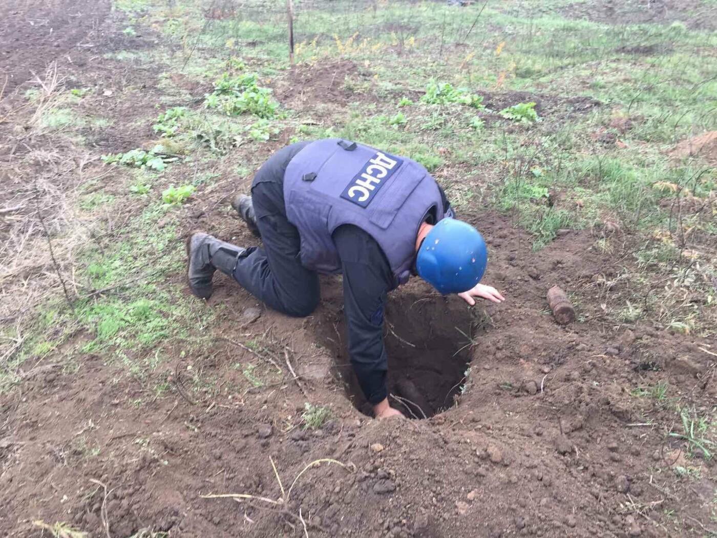 На Николаевщине уничтожали артснаряды, - ФОТО, фото-1