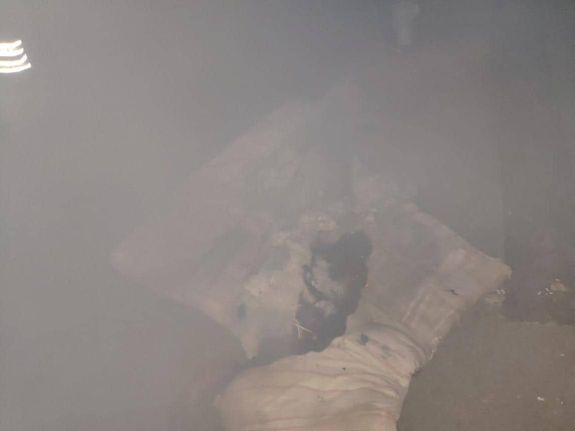 В Николаеве спасатели тужили пожар летней кухни, - ФОТО , фото-2