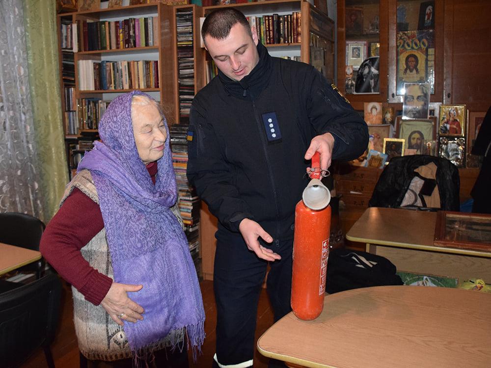 В Николаевских церквях спасатели накануне Рождества провели инструктаж, - ФОТО , фото-1