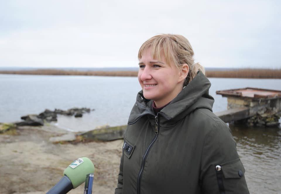 На Николаевщине в реку выпустили более 40 тысяч экземпляров рыбы, - ФОТО, фото-2