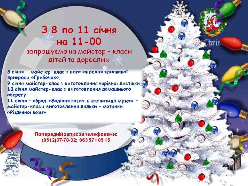 Николаевцев приглашают посетить мастерскую Деда Мороза, - ФОТО , фото-1