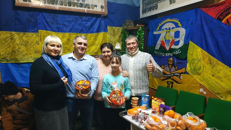 В Рождество мэр Николаева посетил пост волонтеров на автовокзале, - ФОТО, фото-2