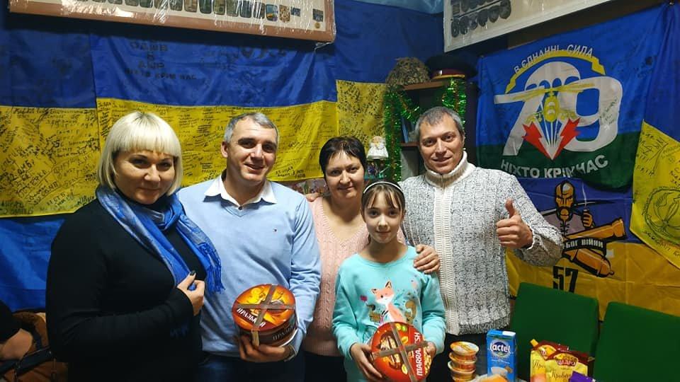 В Рождество мэр Николаева посетил пост волонтеров на автовокзале, - ФОТО, фото-8