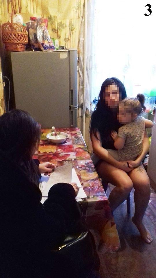 В Николаевской области мать троих детей привлекут к админответствености, - ФОТО, фото-4